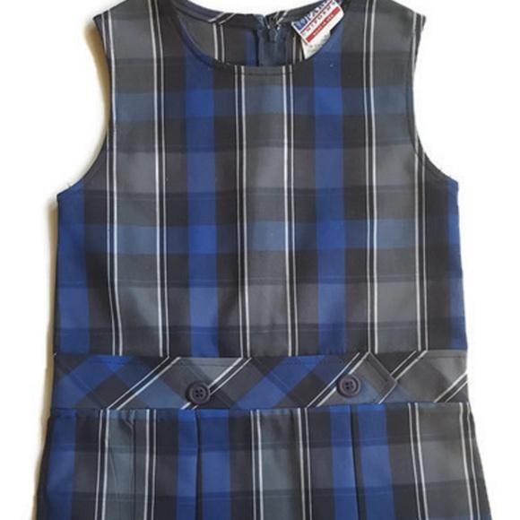 4d153e9859b Royal Park Girls School Uniform Dress Jumper 5